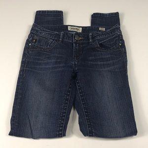 MEK Denim skinny jeans size 27